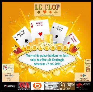 LE FLOP - Tournoi du Dimanche 17 Mai 2015 17-mai-2015