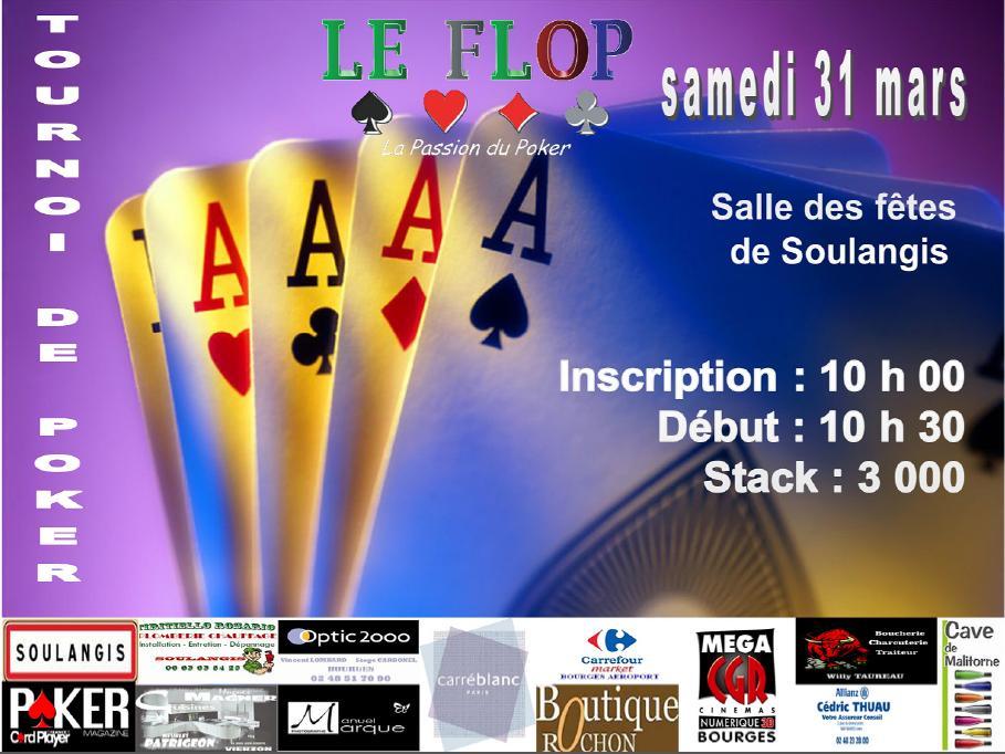 LE FLOP - TOURNOI DU 31 MARS 2012 Image